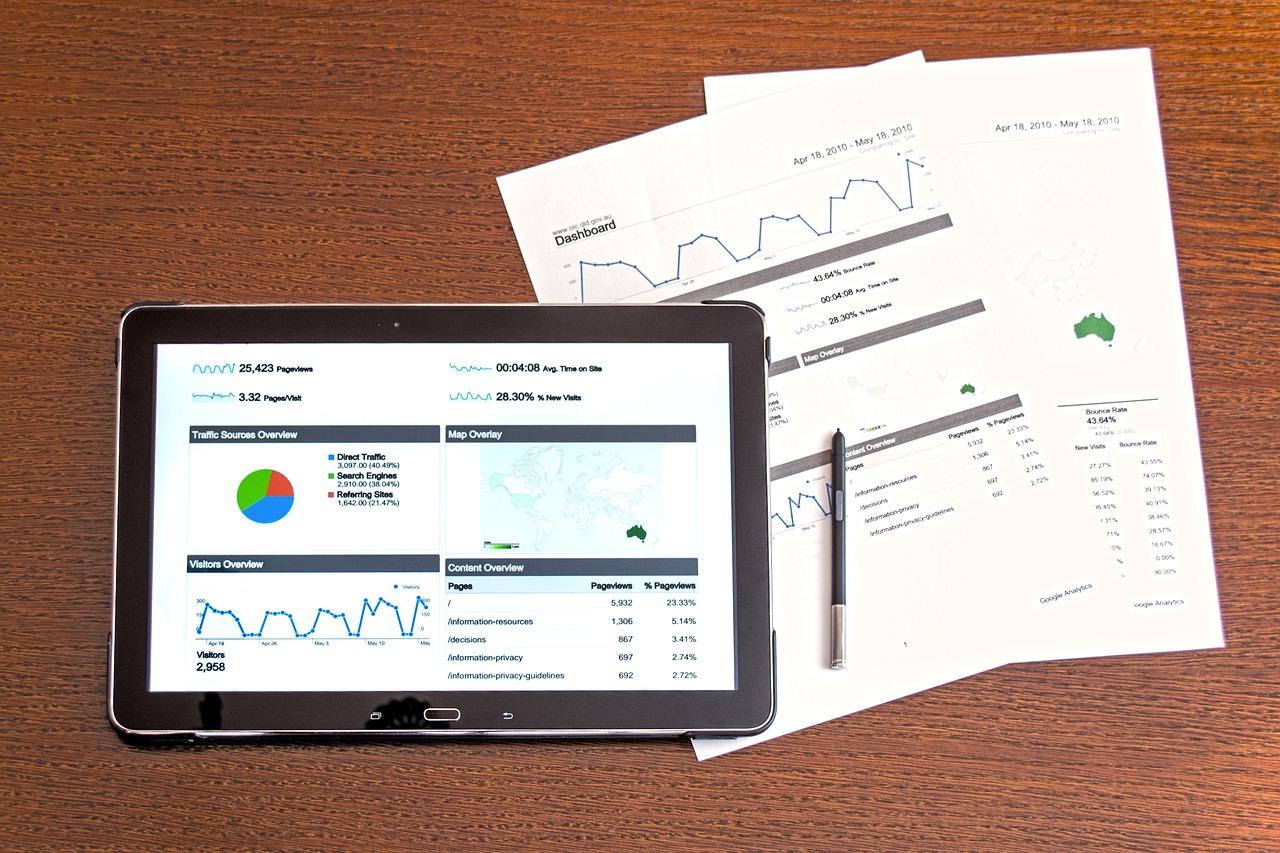 Le Web analytics pour réussir sur le web et développer son entreprise